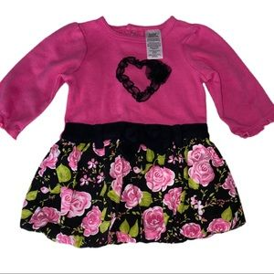 Baby Girls outfit size 6 months outfit
